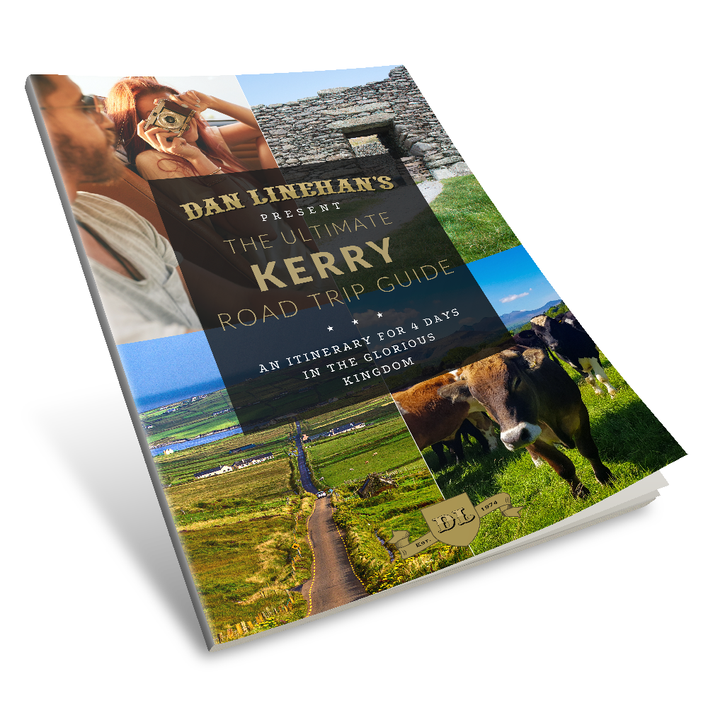 Dan Linehan's present The Ultimate Kerry Road Trip Guide - An itinerary for 4 days in the glorious Kingdom